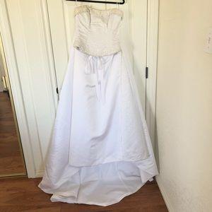 Maggie Sottero wedding gown sz.12